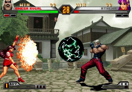 The King of Fighters ''98: Ultimate Match - 60232