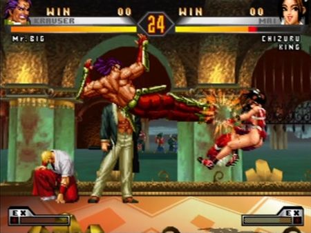 The King of Fighters ''98: Ultimate Match - 60236