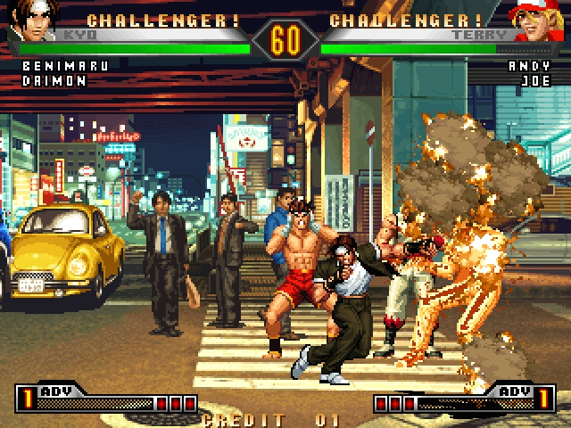 The King of Fighters ''98: Ultimate Match - 60237
