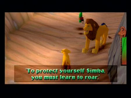 The Lion King: Simba's Mighty Adventure - 10372