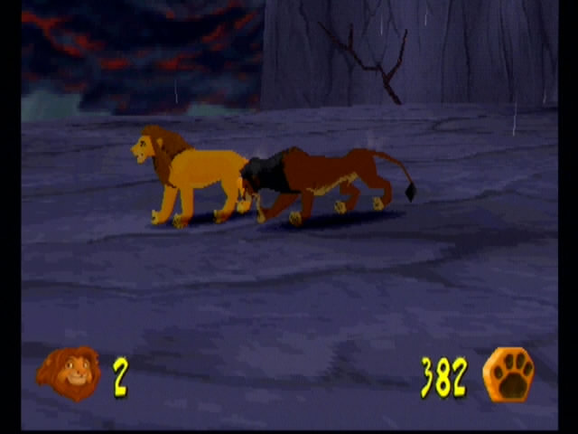 The Lion King: Simba's Mighty Adventure - 10388