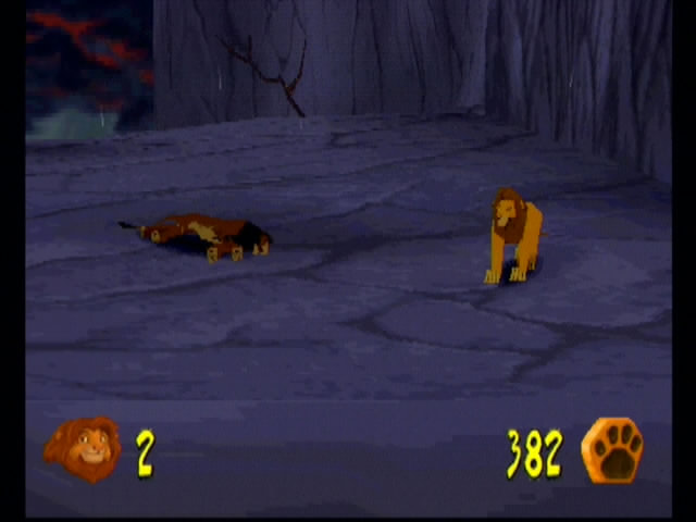 The Lion King: Simba's Mighty Adventure - 10394