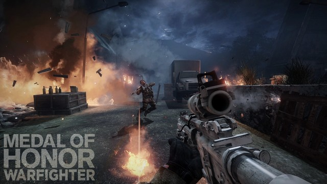 Medal of Honor: Warfighter - 47390