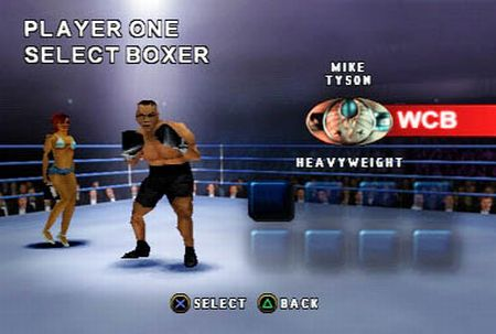 Mike Tyson Boxing - 08660
