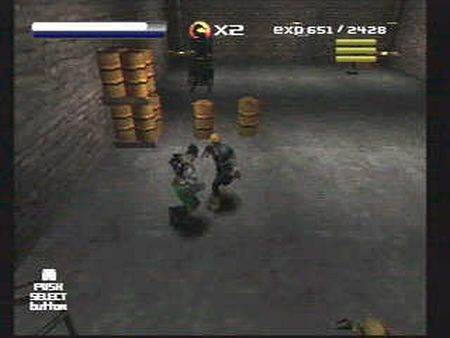 Mortal Kombat: Special Forces - 09942