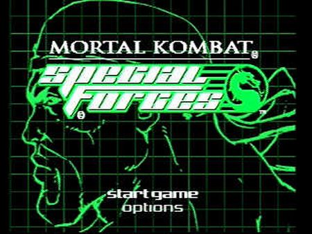 Mortal Kombat: Special Forces - 09951