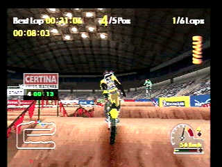 Moto Racer: World Tour  - 09846