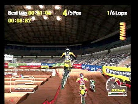 Moto Racer: World Tour  - 09847