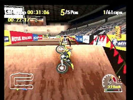 Moto Racer: World Tour  - 09848