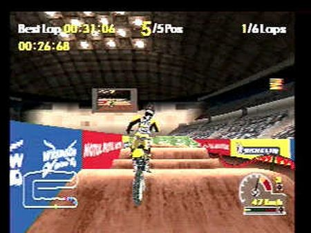 Moto Racer: World Tour  - 09849