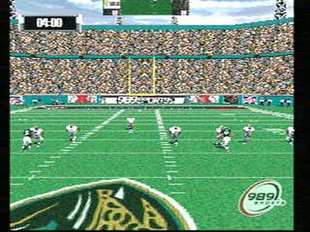 NFL GameDay 2001 - 09876