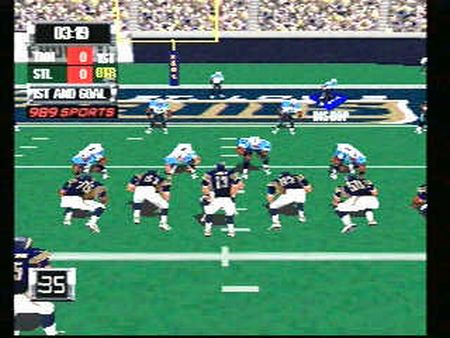 NFL GameDay 2001 - 09877