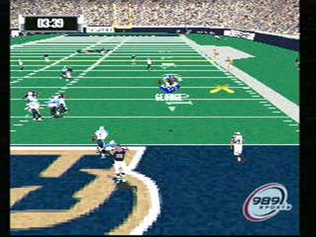 NFL GameDay 2001 - 09881