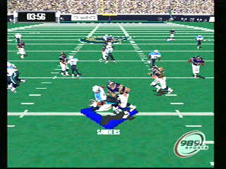 NFL GameDay 2001 - 09883