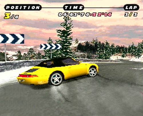 Need for Speed: Porsche Unleashed - 08634