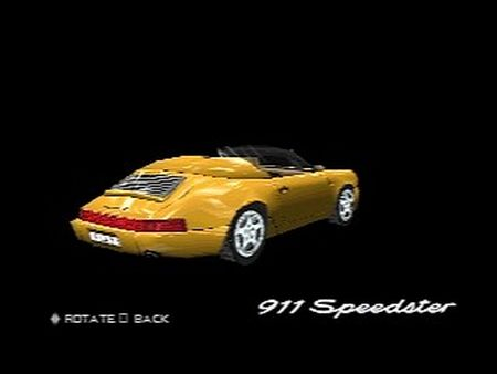Need for Speed: Porsche Unleashed - 08653