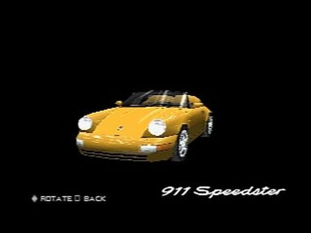 Need for Speed: Porsche Unleashed - 08654