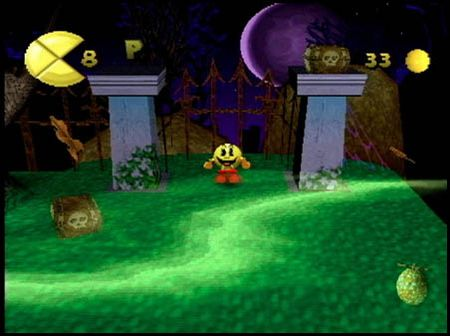 Pac-Man World 20th Anniversary - 08276