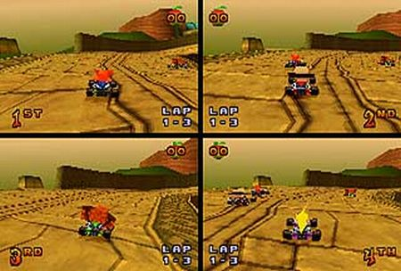 Crash Team Racing - 08142