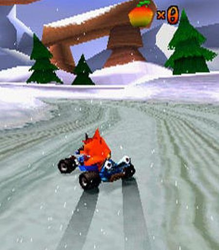 Crash Team Racing - 08146