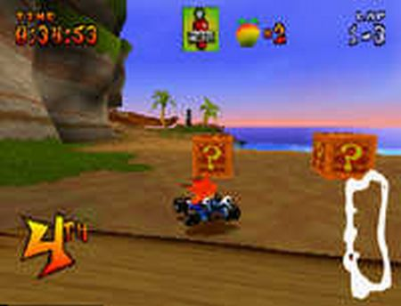 Crash Team Racing - 08143