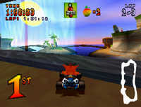 Crash Team Racing - 08144