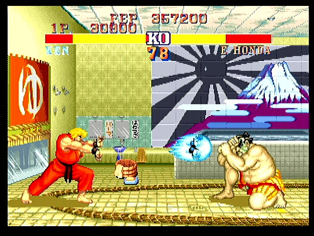 Street Fighter Collection 2 - 10897