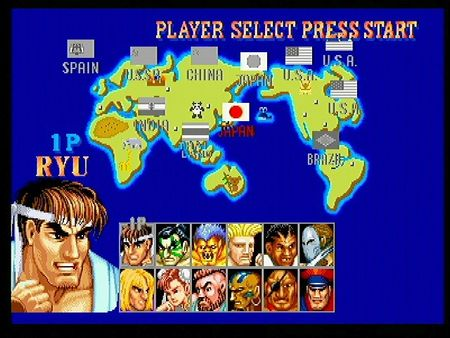 Street Fighter Collection 2 - 10898