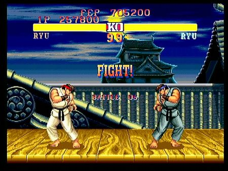 Street Fighter Collection 2 - 10901