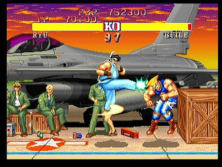 Street Fighter Collection 2 - 10904