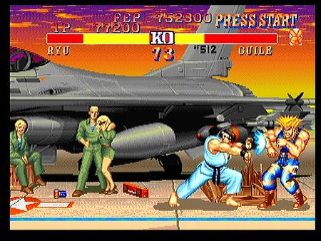 Street Fighter Collection 2 - 10905