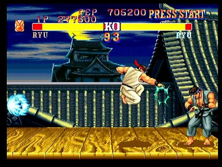Street Fighter Collection 2 - 10907