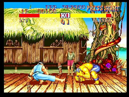 Street Fighter Collection 2 - 10908