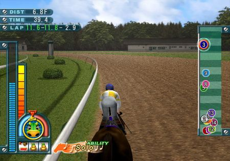 Gallop Racer 2 - 48162
