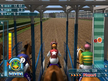 Gallop Racer 2 - 48166