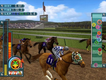 Gallop Racer 2 - 48169