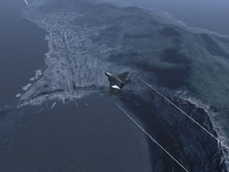Ace Combat 4: Shattered Skies - 09218