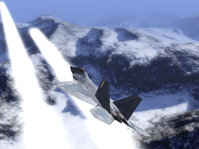 Ace Combat 4: Shattered Skies - 09222