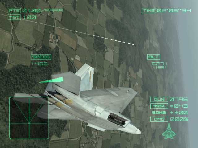 Ace Combat 4: Shattered Skies - 09224
