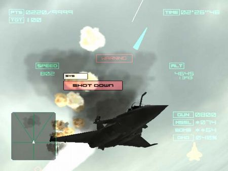 Ace Combat 4: Shattered Skies - 09214