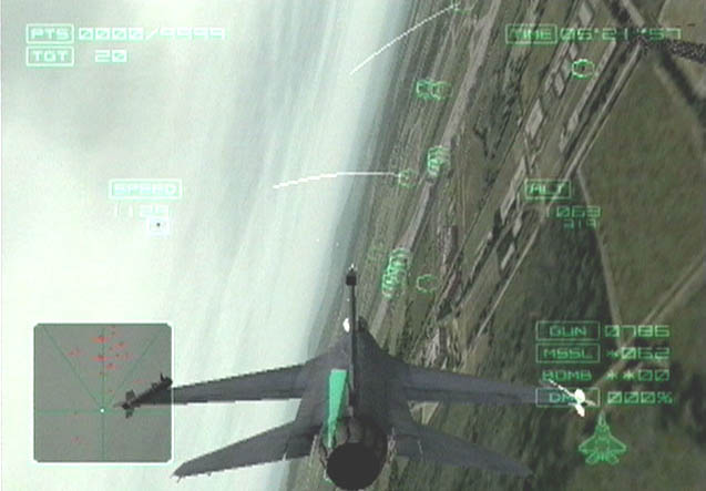 Ace Combat 4: Shattered Skies - 09228