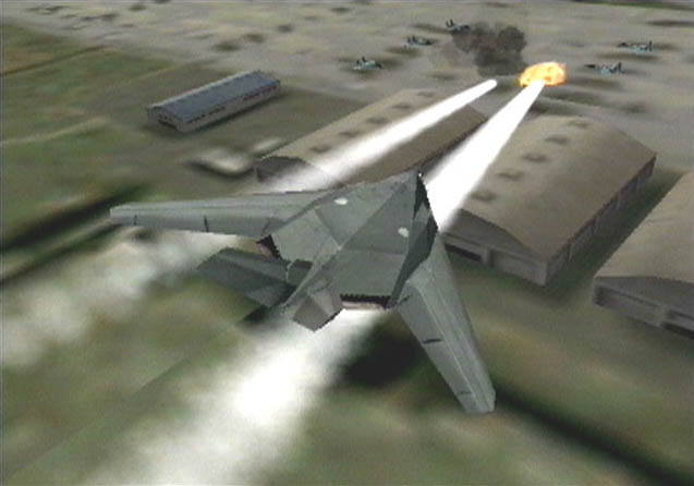 Ace Combat 4: Shattered Skies - 09230
