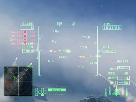 Ace Combat Zero: The Belkan War - 52275
