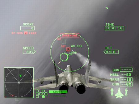 Ace Combat Zero: The Belkan War - 52288