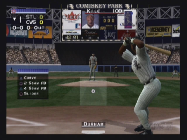 All Star Baseball 2002 - 10724