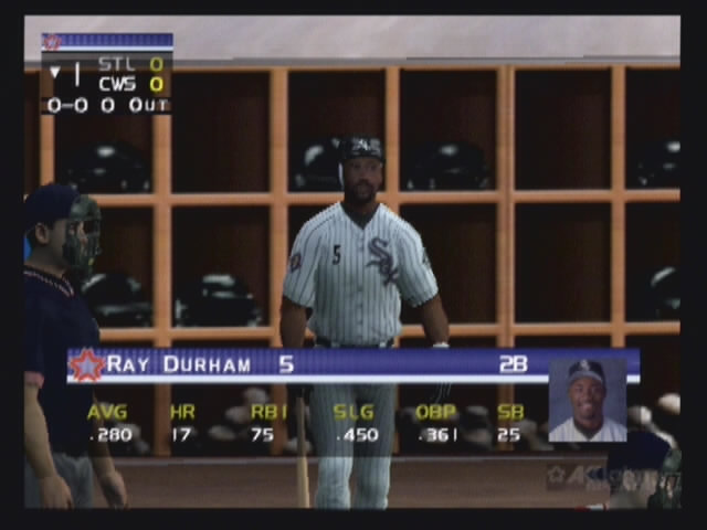 All Star Baseball 2002 - 10725