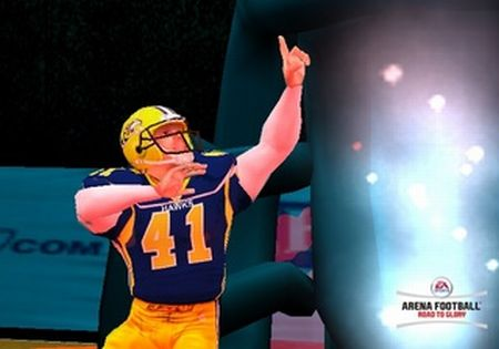 Arena Football: Road to Glory - 56046