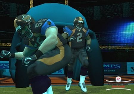 Arena Football: Road to Glory - 56047