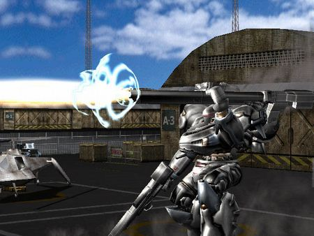 Armored Core 3: Silent Line - 05870
