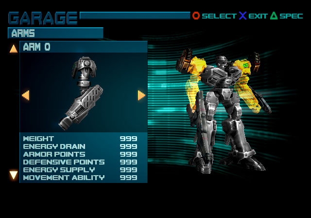 Armored Core 3: Silent Line - 05872